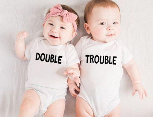 Близнаци – наръчник по оцеляване