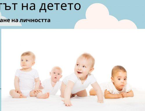 Светът на детето – изграждане на личността